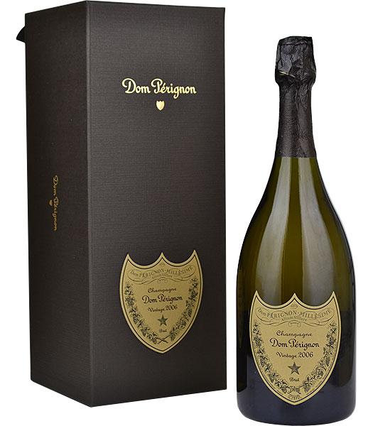 Dom Perignon Vintage Champagne 2006 with Gift Box – Zerapeli